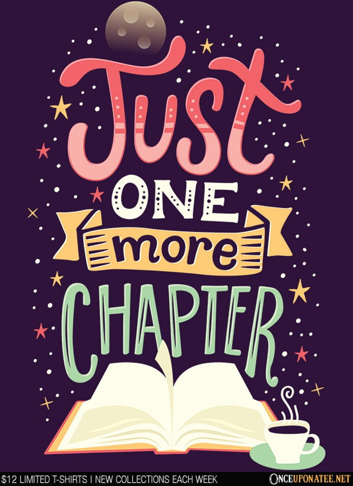 Once Upon a Tee: One More Chapter