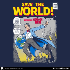 Ript: Save the World!