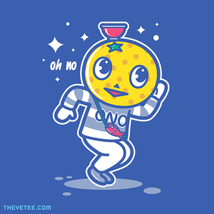The Yetee: Beloved Mascot