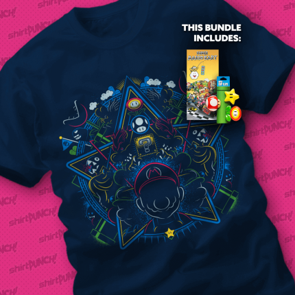 ShirtPunch: Blue Shell Bundle