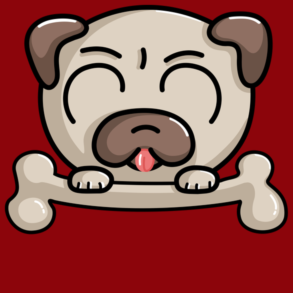 NeatoShop: Cute Pug Dog