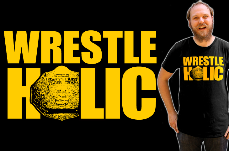 Top Rope Tuesday: WrestleHolic