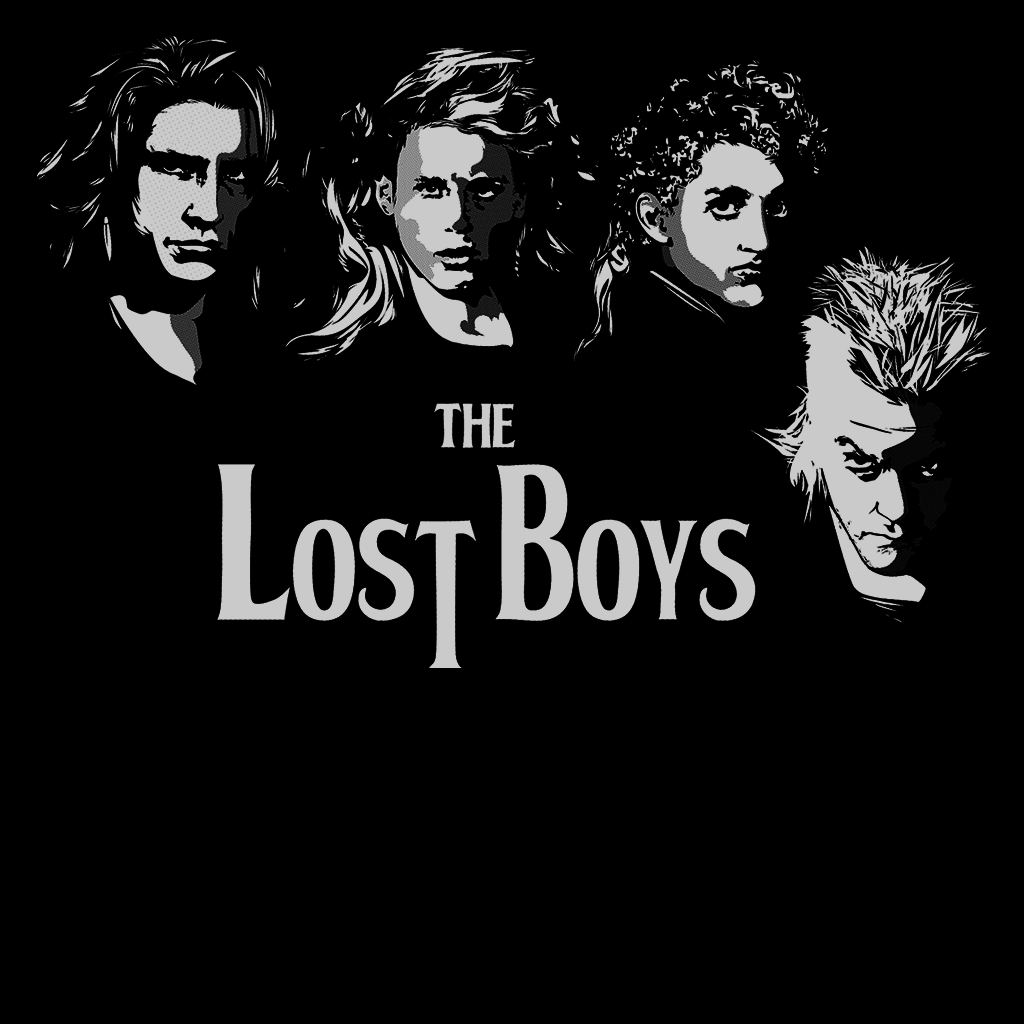 Pop-Up Tee: The Lost Boys
