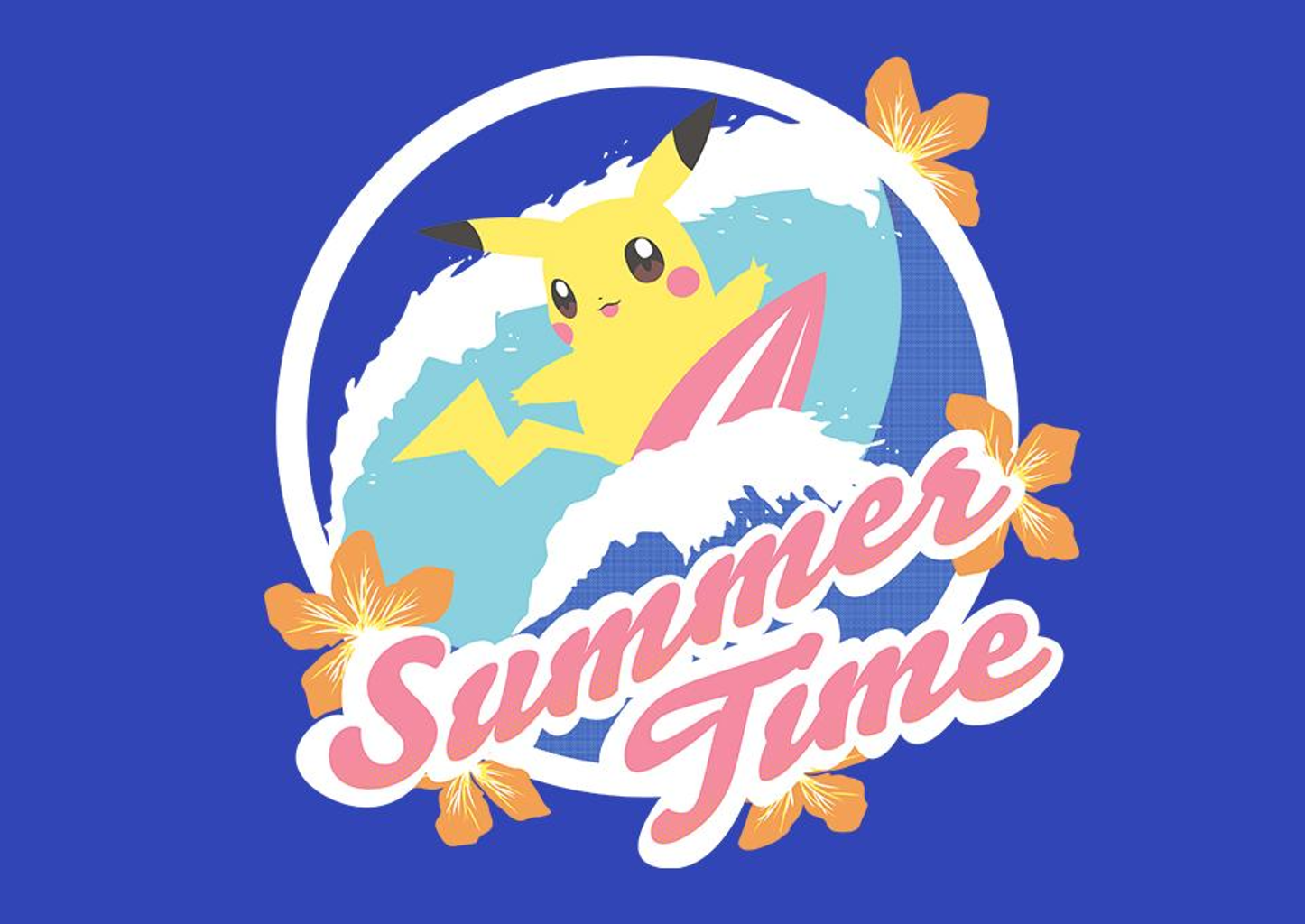 TeeFury: Summer Time