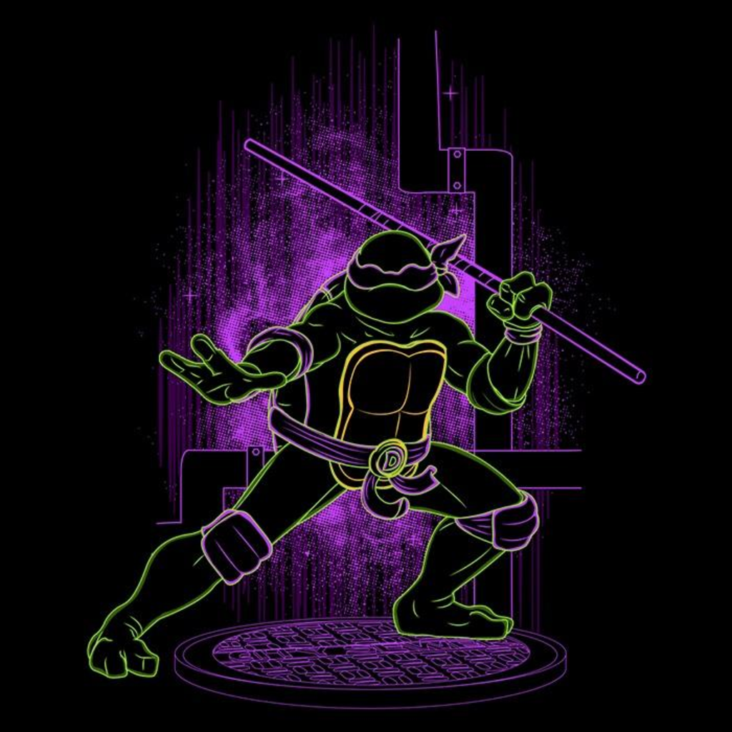 Once Upon a Tee: Shadow of the Bo
