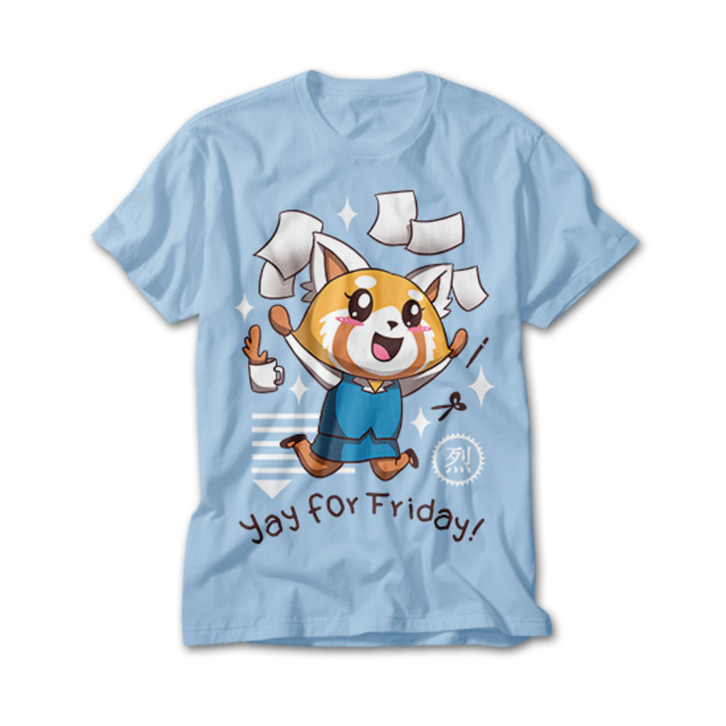 OtherTees: Yay for Friday!