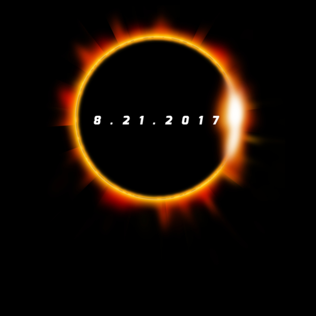 NeatoShop: Total Solar Eclipse August 21 2017