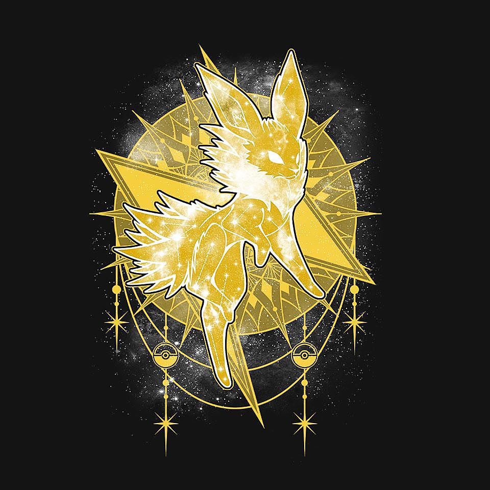 TeeFury: Starry Sky of Lightning