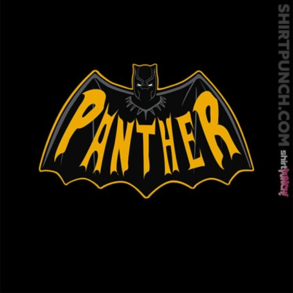 ShirtPunch: The Dark Panther