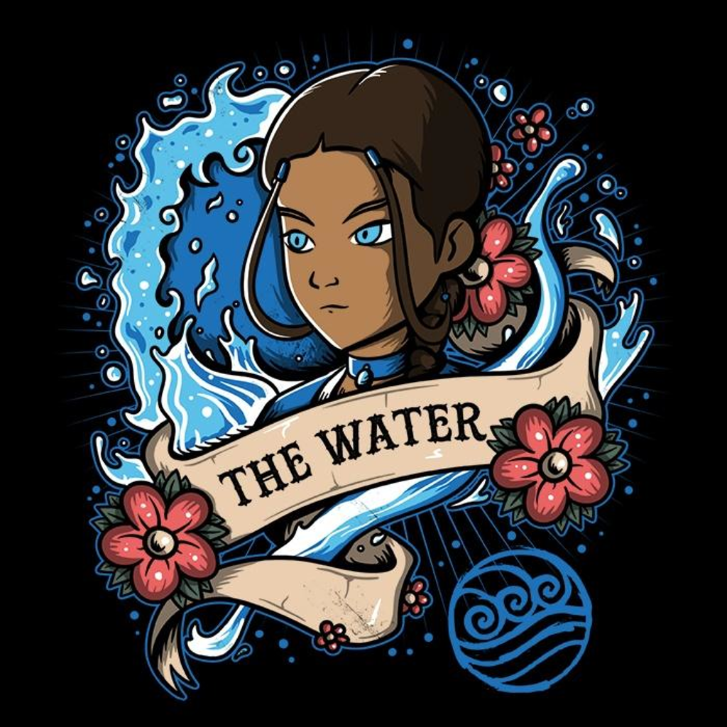 Once Upon a Tee: Water Tattoo