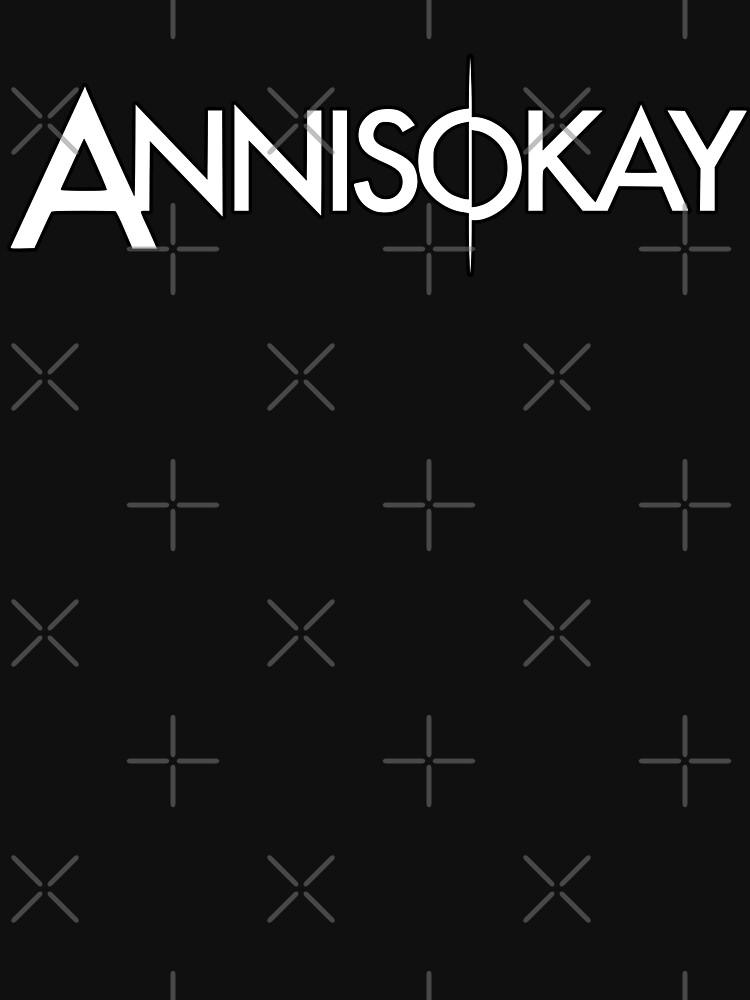 RedBubble: Annisokay logo