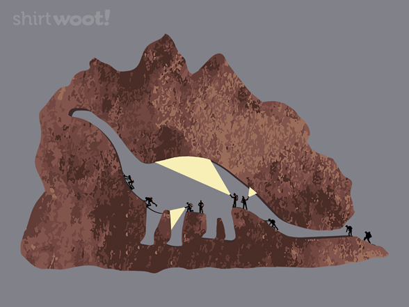 Woot!: Hidden Mystery of the Brontosaurus