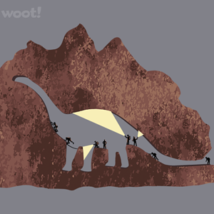 Woot!: Hidden Mystery of the Brontosaurus