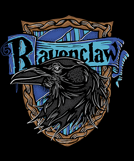 Qwertee: RAVENCLAW
