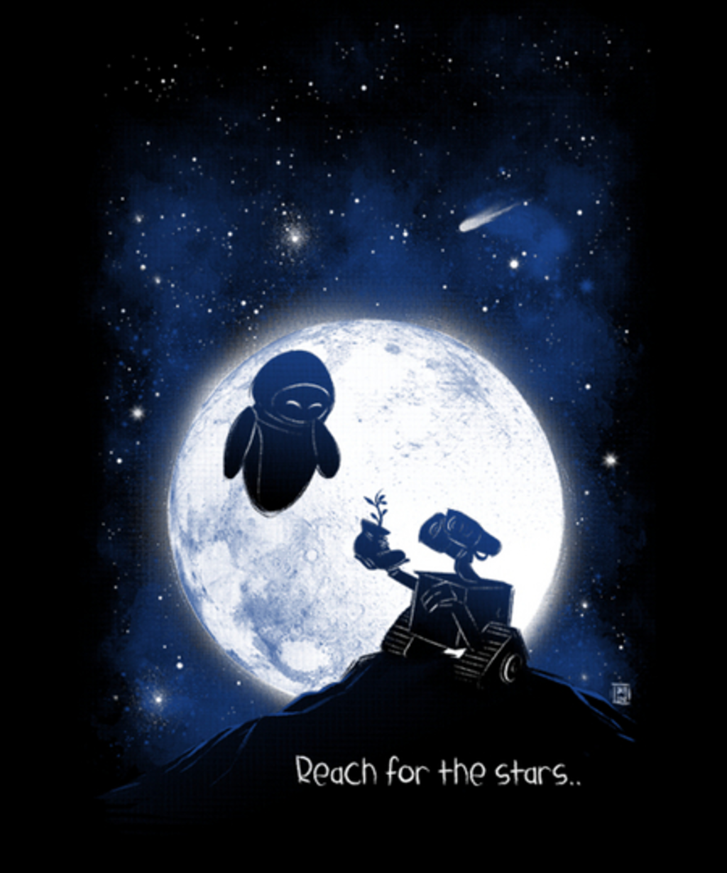 Qwertee: Reach for the stars