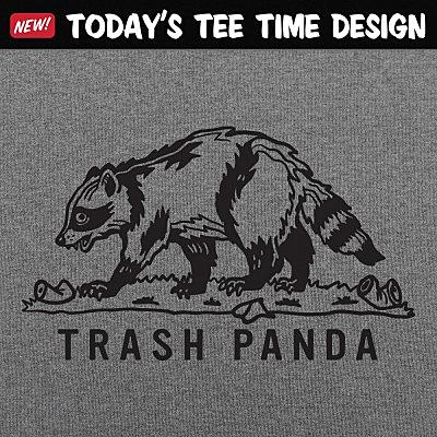 6 Dollar Shirts: Trash Panda