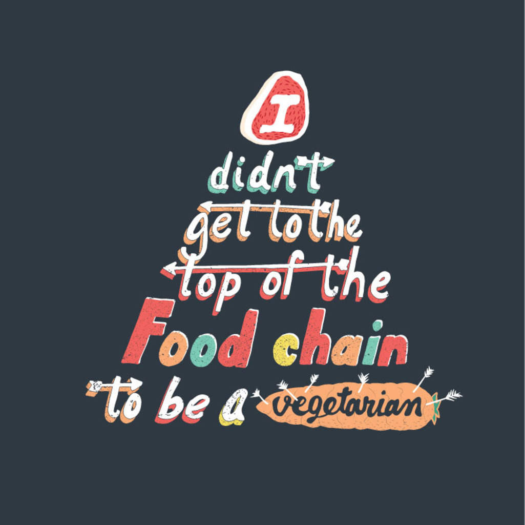 Wear Viral: Top of the Food Chain