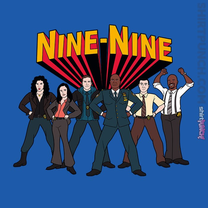 ShirtPunch: Super Nine-Nine