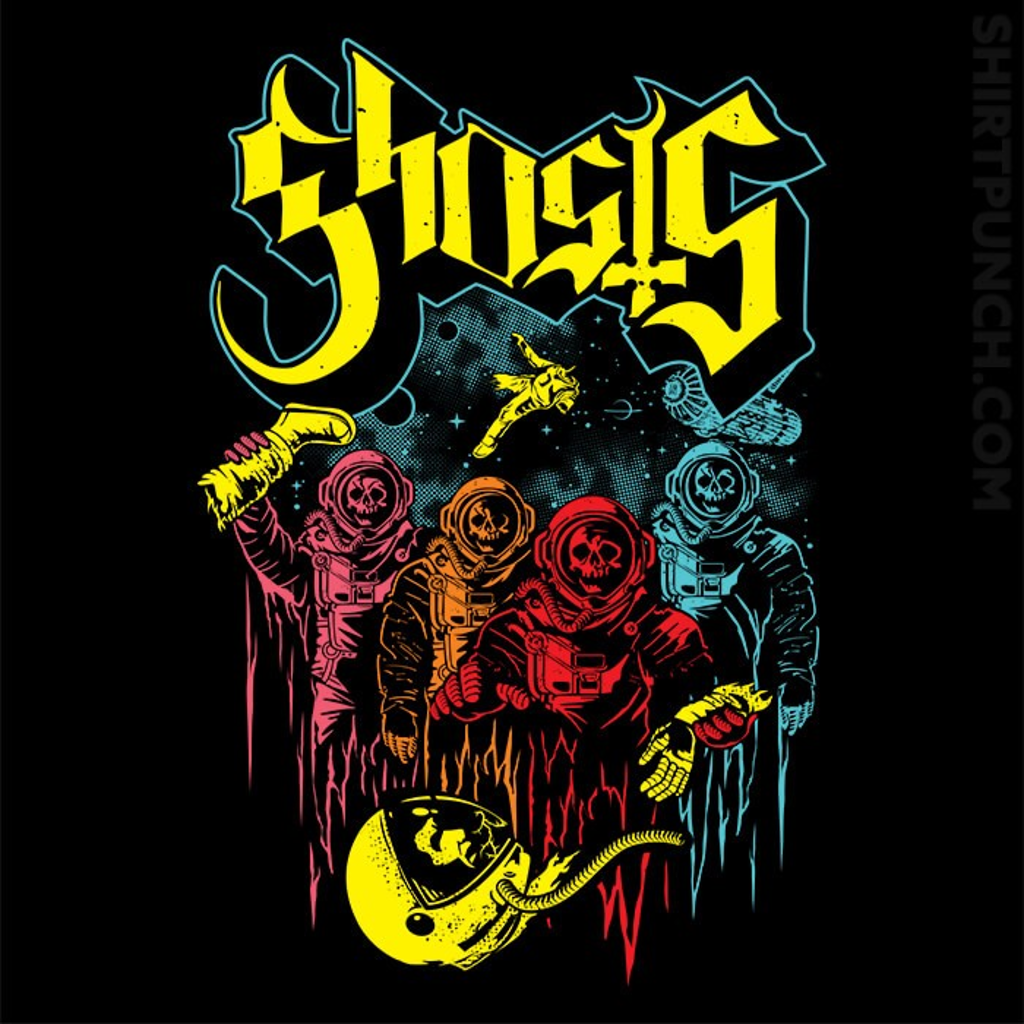 ShirtPunch: Ghost Thriller