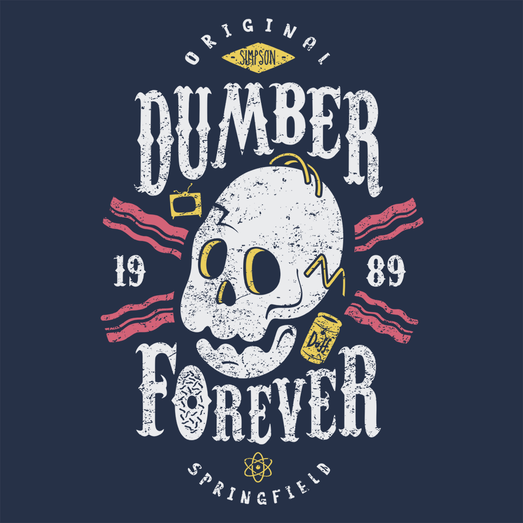 Pop-Up Tee: Dumber Forever