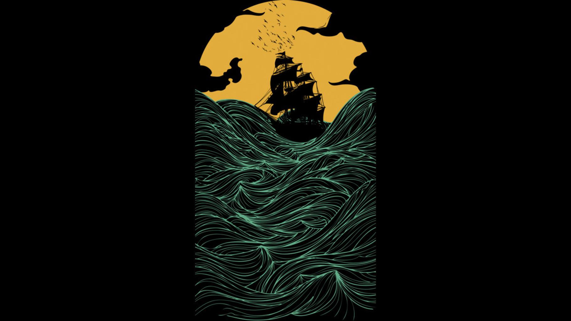 Design by Humans: High seas