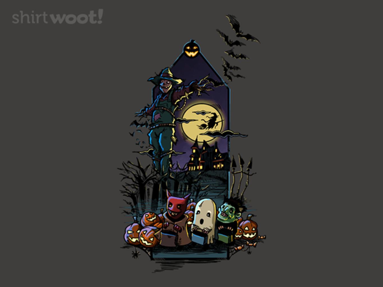 Woot!: October Tales