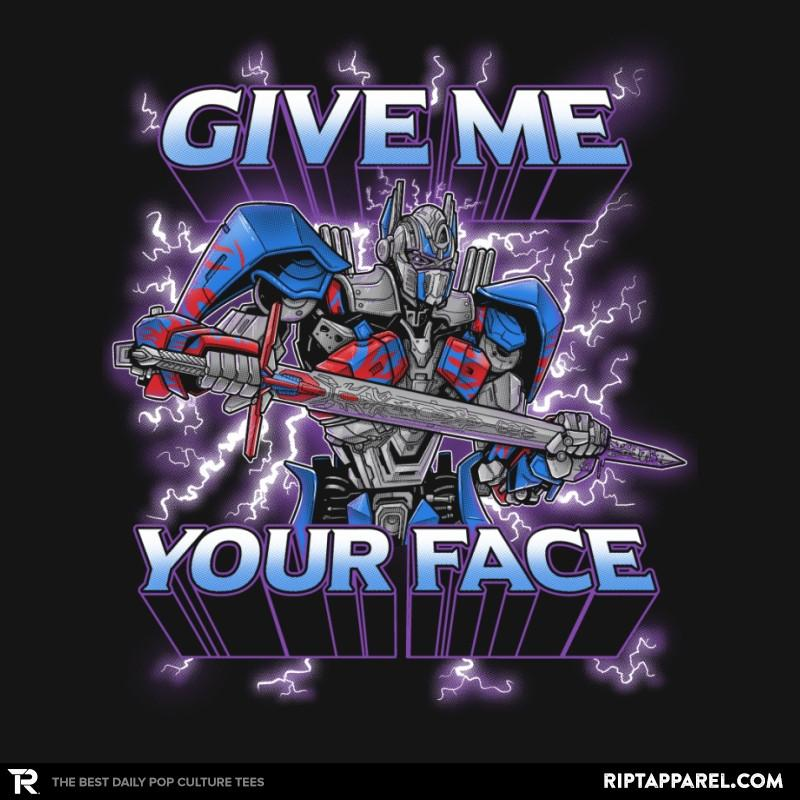 Ript: Give Me Your Face