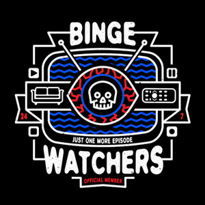 Olyfant: Binge Watcher