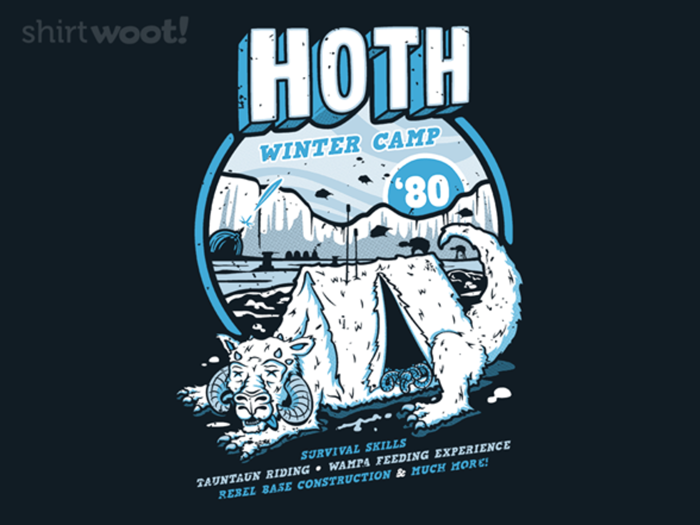 Woot!: Hoth Winter Camp