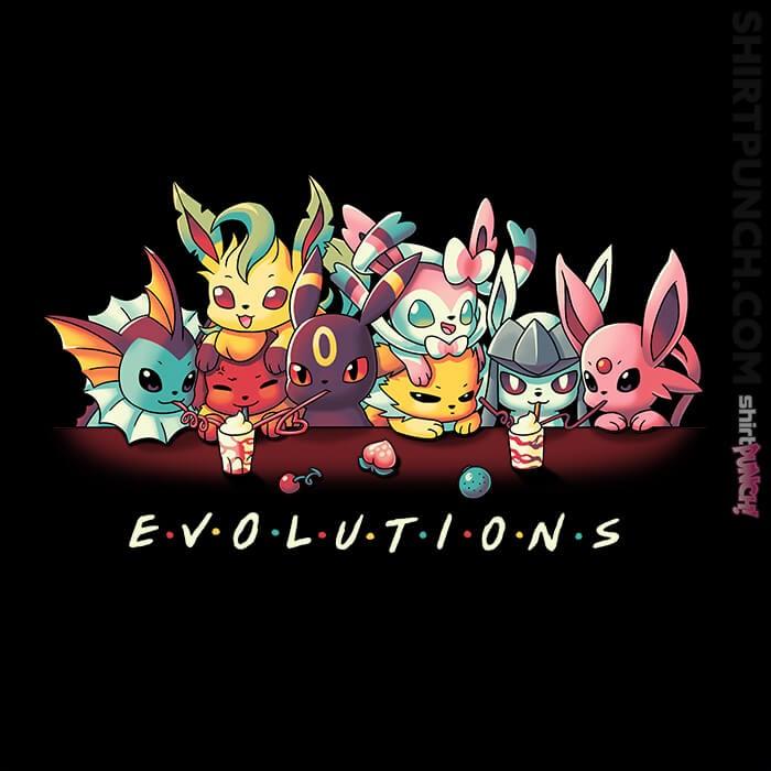 ShirtPunch: Evolutions DX