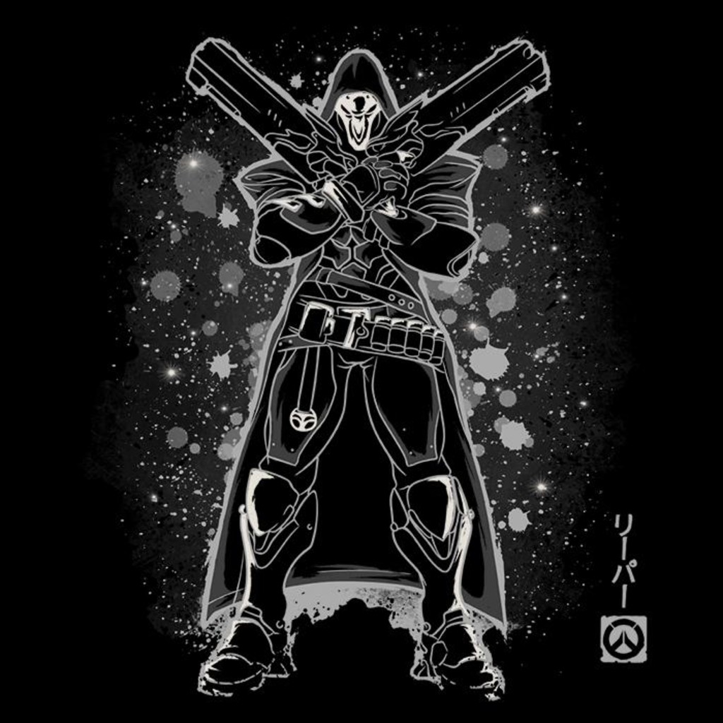 Once Upon a Tee: The Reaper
