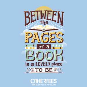 OtherTees: Between the Pages