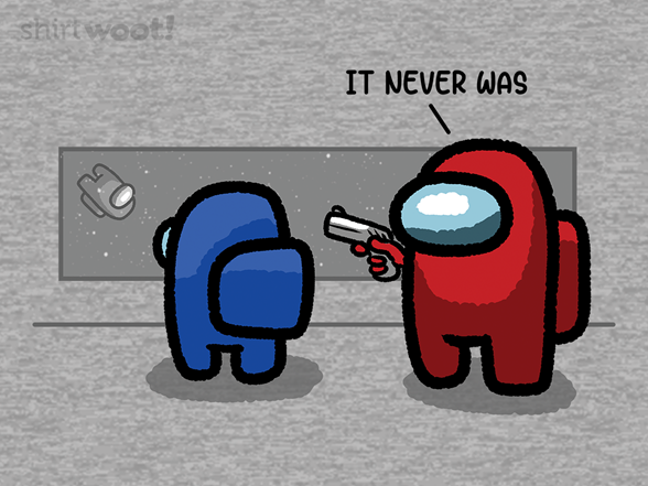 Woot!: It Never Was