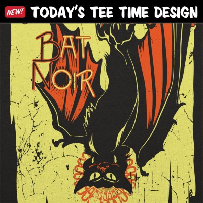 6 Dollar Shirts: Bat Noir