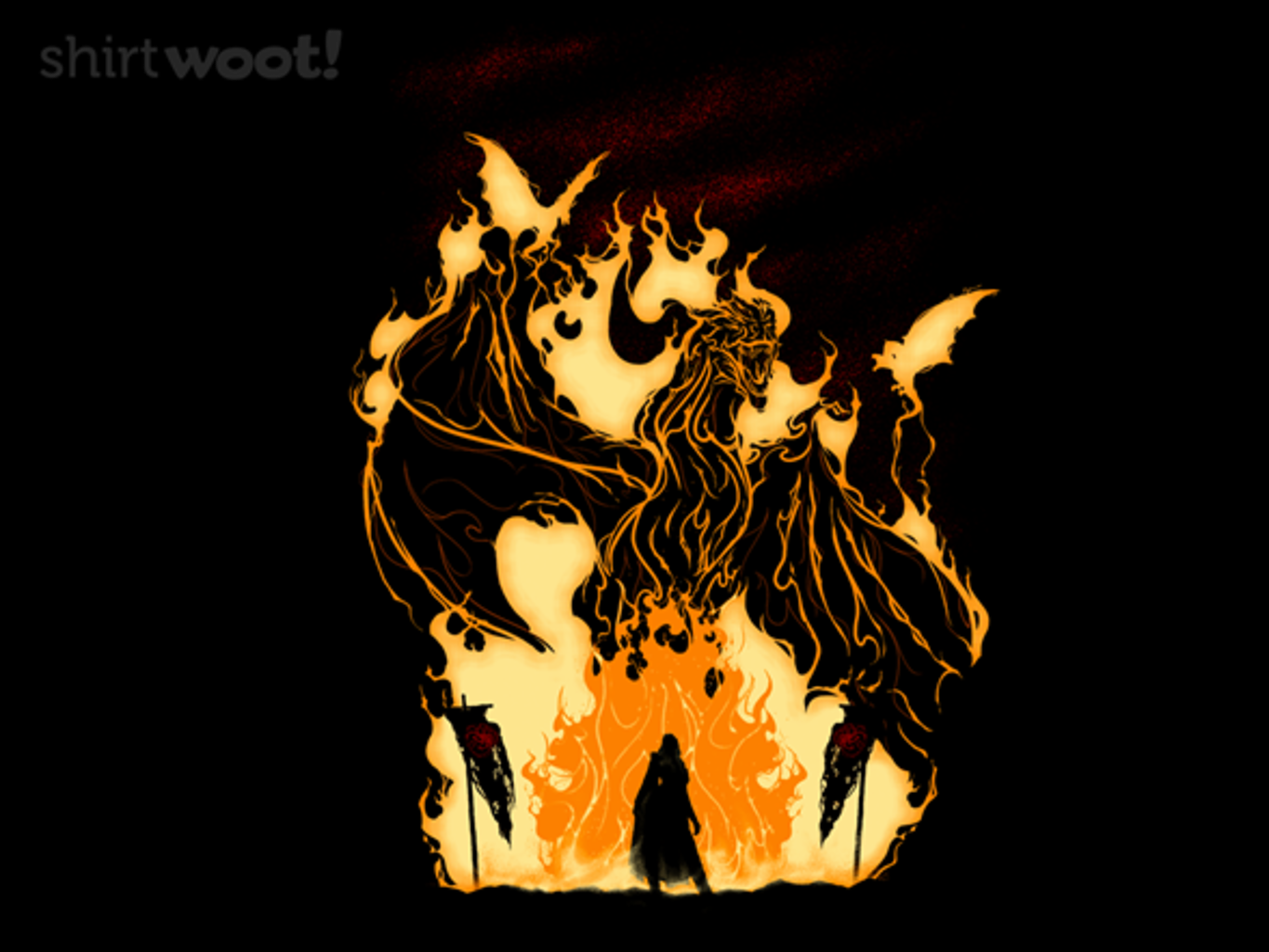 Woot!: Fire and Blood - $15.00 + Free shipping