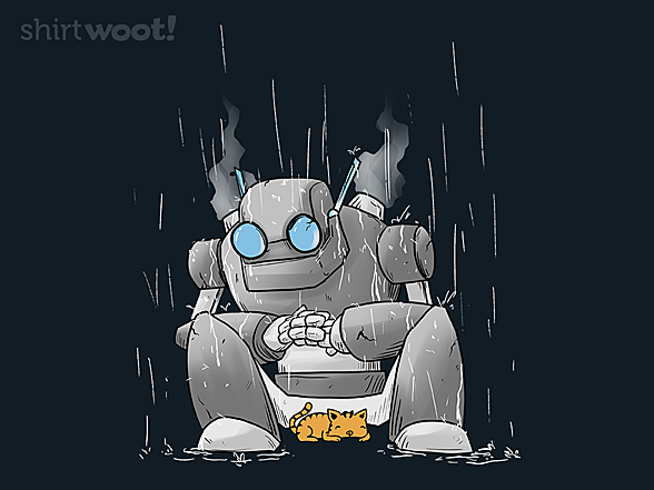 Woot!: Staying Dry