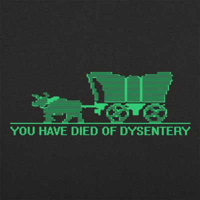 6 Dollar Shirts: You Have Died of Dysentery
