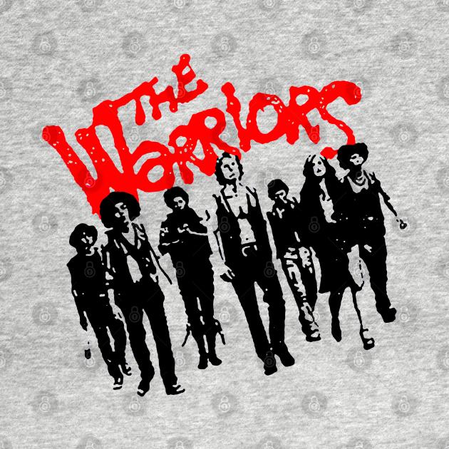 TeePublic: The Warriors