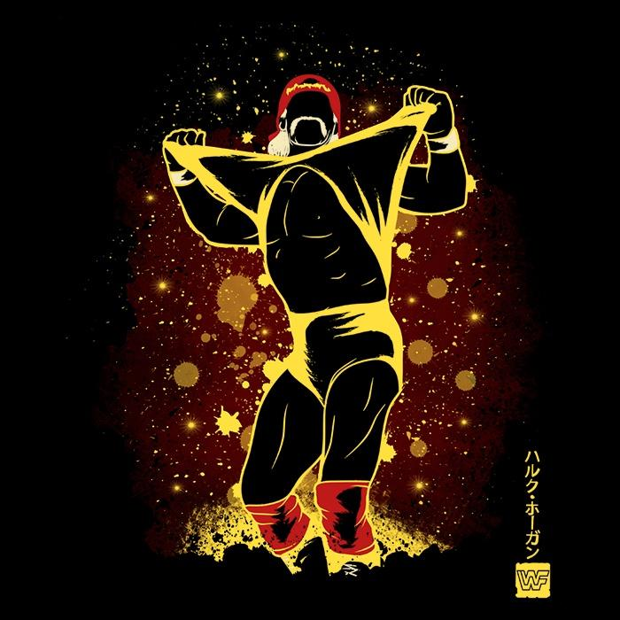 Once Upon a Tee: The Hulkster