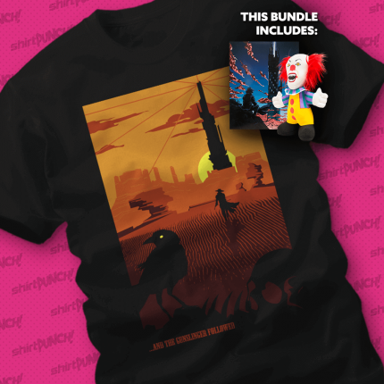 ShirtPunch: See You in Your Dreams Bundle