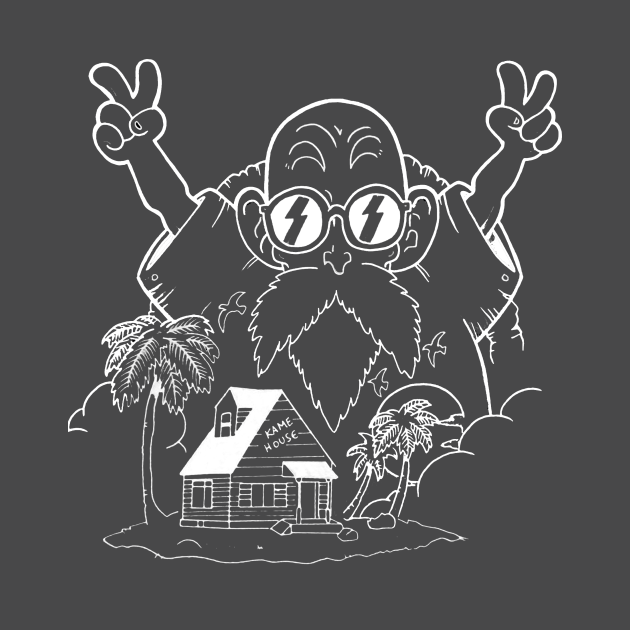 TeePublic: Kame House