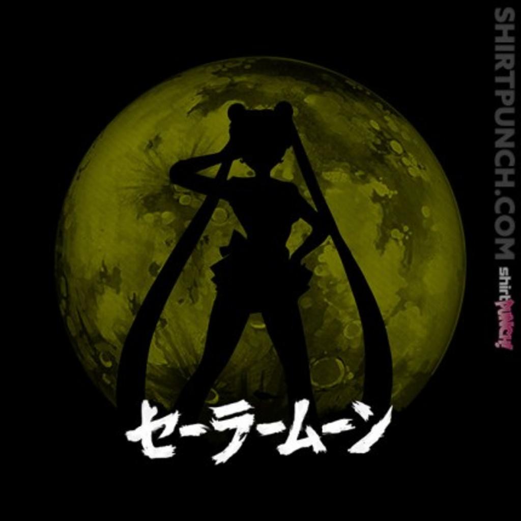 ShirtPunch: Warrior Moon