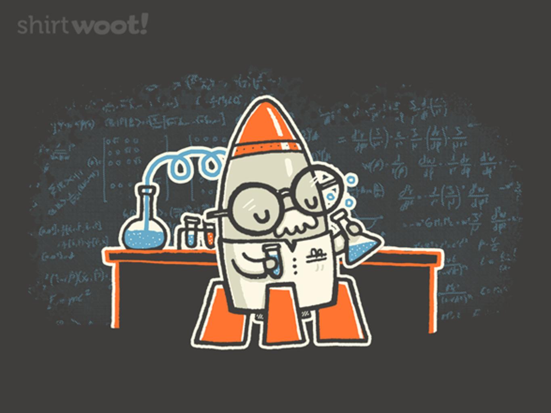 Woot!: Rocket Scientist