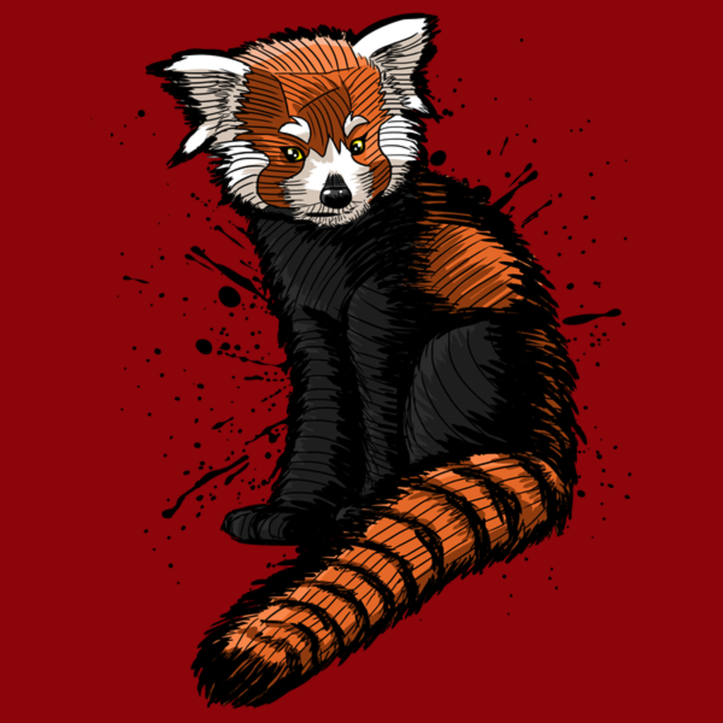 NeatoShop: Sketch Red Panda