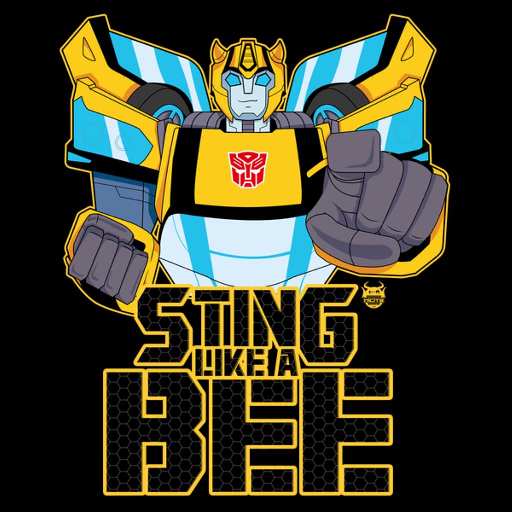 NeatoShop: STING LIKE A BEE