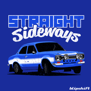 blipshift: Straight Sideways