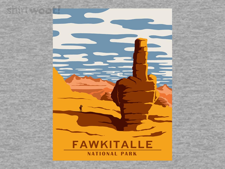 Woot!: Fawkitalle National Park