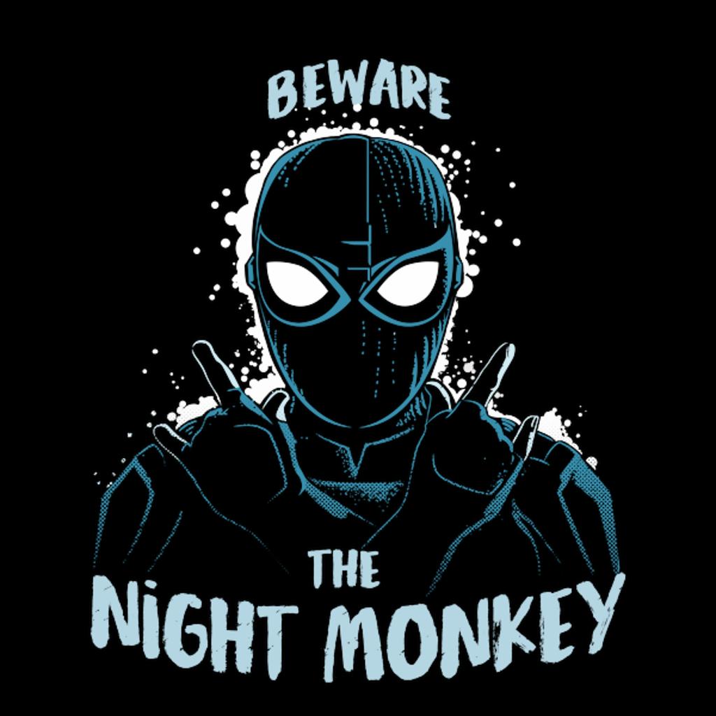 NeatoShop: Night Monkey