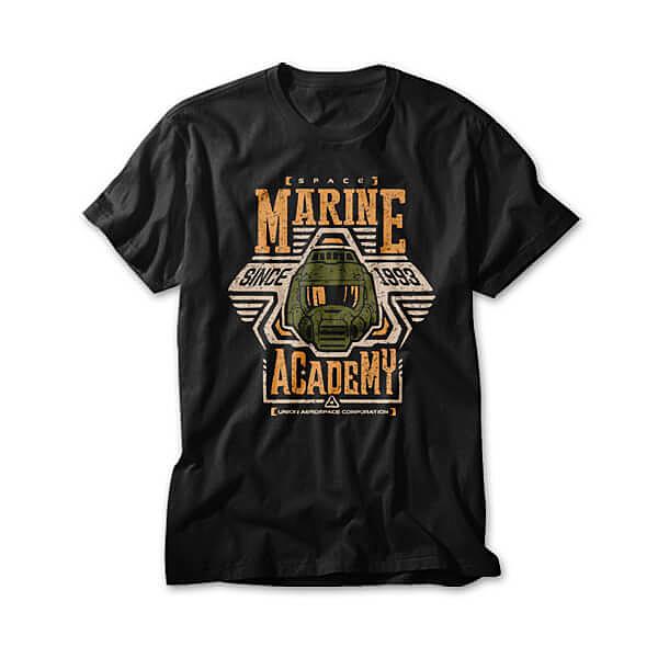 OtherTees: Space Marine Academy