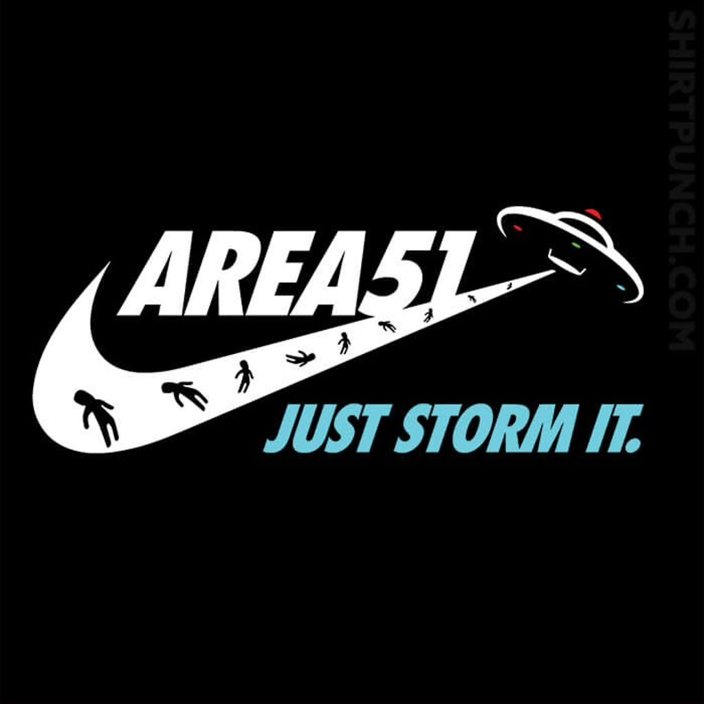 ShirtPunch: Just Storm It